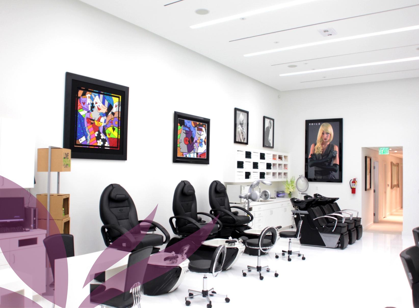 Salón de peinados