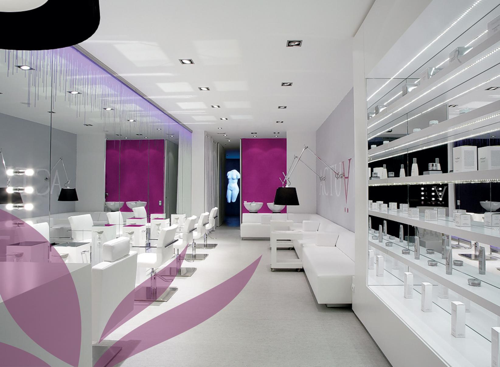 Salón de Maquillaje y Coloración
